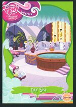 Day Spa Enterplay trading card
