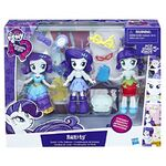 Equestria Girls Minis Rarity Switch 'n Mix Fashions packaging