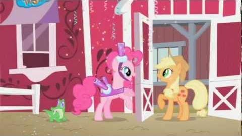 Pinkie Pie's Singing Telegram French Version
