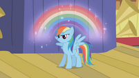 Rainbow Dash's Rainbow S1E06