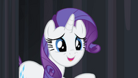 Rarity 'Oh, I can't wait to celebrate with...' S4E08