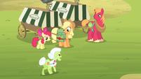 The Apples see Granny Smith S4E17