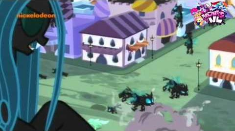 My Little Pony FiM Dutch) This day aria reprise