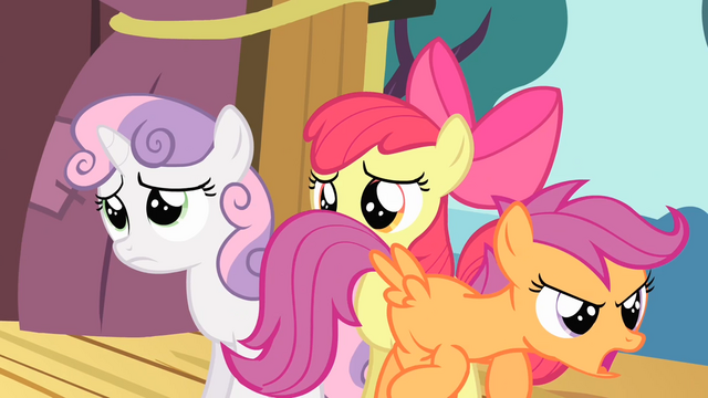 File:Scootaloo '...so it's back to practice!'.png