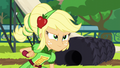 Applejack ready to compete EG3.png