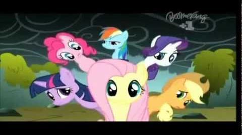My Little Pony Friendship is Magic - UK TV Trailer (1080p HD)