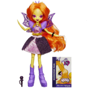 Adagio Dazzle Equestria Girls Rainbow Rocks singing doll
