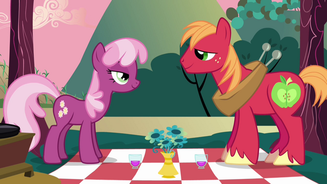 File:Cheerilee and Big McIntosh starting at each other S2E17.png