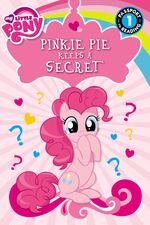 MLP Pinkie Pie Keeps a Secret storybook cover