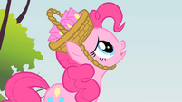 Pinkie Pie 'There's a bear around here' S1E25