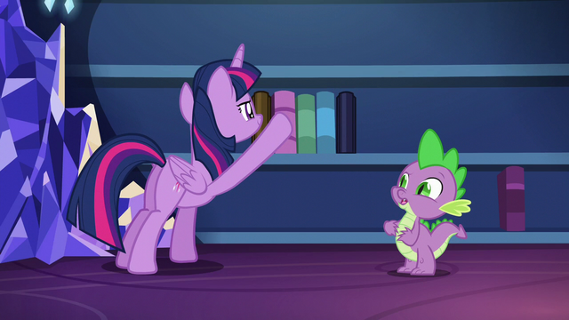 "File:Spike ""You weren't really looking for an answer"" S5E22.png"