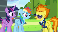 """Spitfire """"whatever you did, it worked"""" S6E24"""