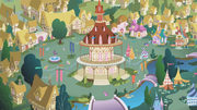 Ponyville town square S01E05.png