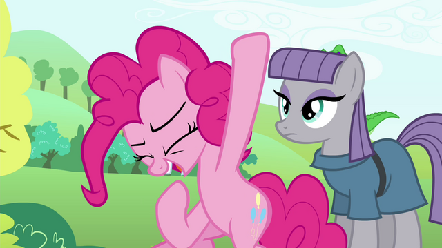 """File:Pinkie Pie """"Aw, yeah!"""" S4E18.png"""
