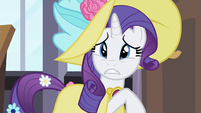 Rarity looking at S2E9