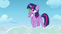 "Twilight ""and we could be stuck doing this..."" S5E26"