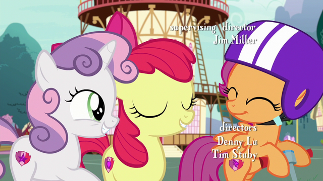 File:Cutie Mark Crusaders proud of themselves S6E19.png