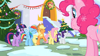 Ponies laughing S2E11