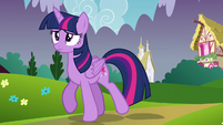 Twilight walking S4E26