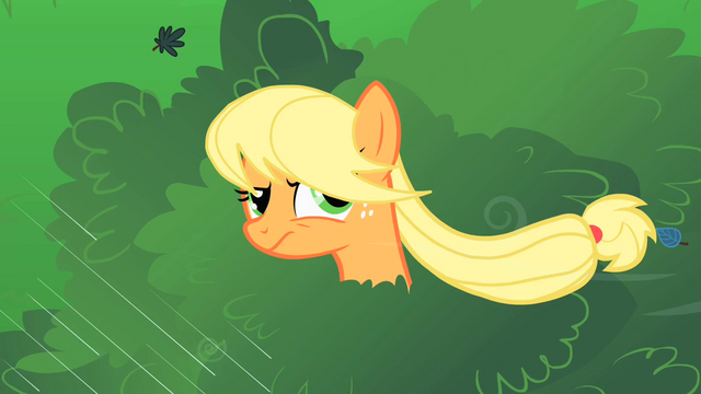 File:Applejack annoyed at Rarity S1E08.png