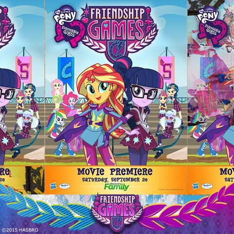 File:Friendship Games movie premiere poster.jpg