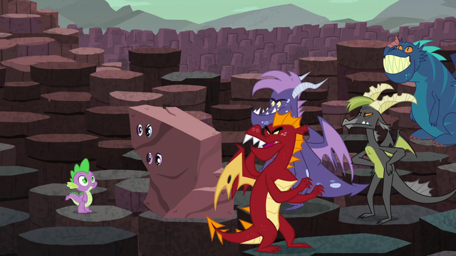 File:Garble gets off the rock S6E5.png