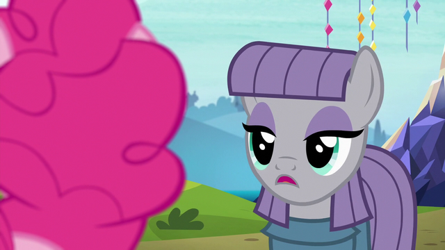 """File:Maud """"obviously passionate about exotic rocks"""" S7E4.png"""