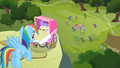 Rainbow Dash sees ponies cheering S2E08.png
