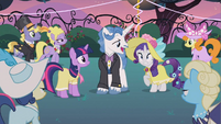 Rarity oh boy! S2E9