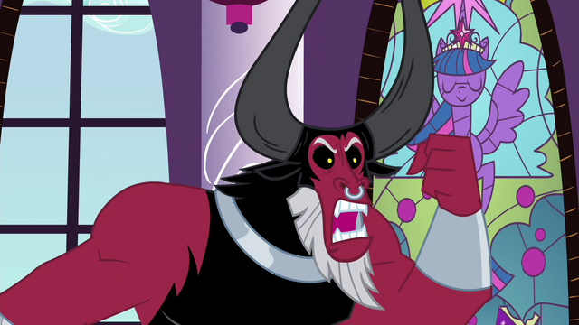 "File:Tirek ""is this meant to be humorous?!"" S4E26.png"