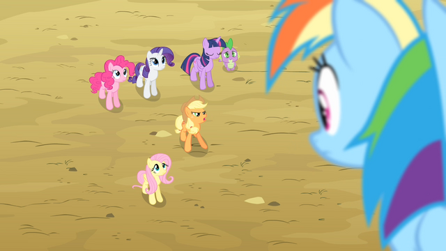 File:Applejack 'We've gotta round up these beasts with wings first' S4E07.png