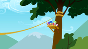 CMC ready to zip-line S1E23.png