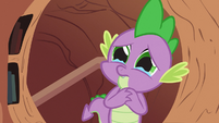 Spike cries over leaving Twilight S03E09
