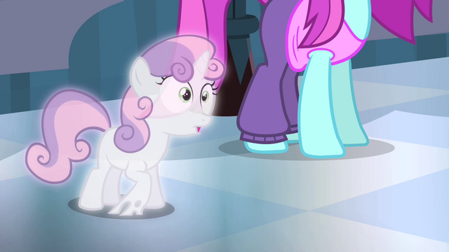 """File:Sweetie Belle crying """"noooo!"""" S4E19.png"""