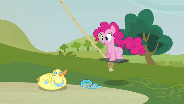 File:Pinkie Pie 'Actually, I'm probably still on my way down now' S3E3.png