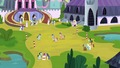 Ponies playing a polo game S5E10.png