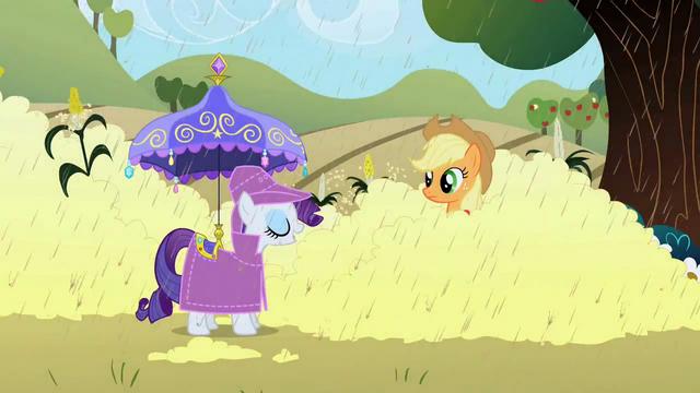 File:Rarity under her umbrella S02E01.png