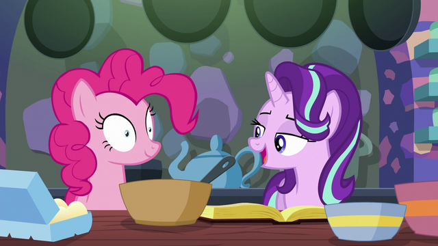 "File:Starlight Glimmer ""you can take it from here"" S6E21.png"