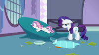 Sweetie Belle Table S2E5