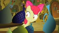 Apple Bloom 'bad bones' S2E06