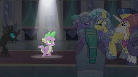 MLP - A Changeling Can Change Har Godhed I Sig Danish