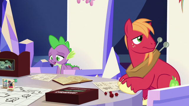 File:Spike feeling sorry for Discord S6E17.png