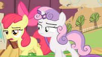 Apple Bloom 'I'm just tired!' S4E05