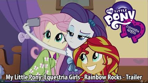 My Little Pony Equestria Girls 2 - Rainbow Rocks - Trailer