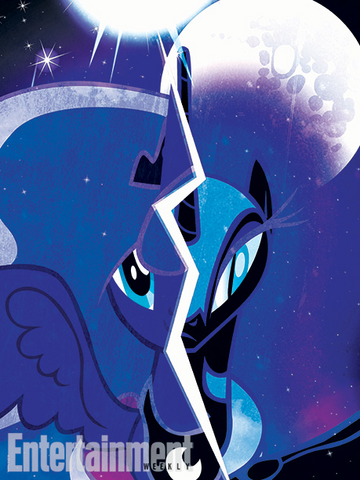 File:Princess Luna-Nightmare Moon poster.png
