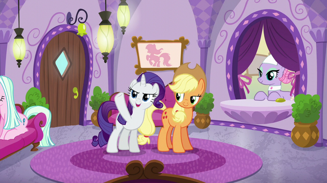"File:Rarity ""I could plan a week's worth"" S6E10.png"