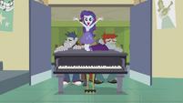 Rarity on top of grand piano EG2