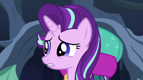 Starlight Glimmer looking clueless S6E25