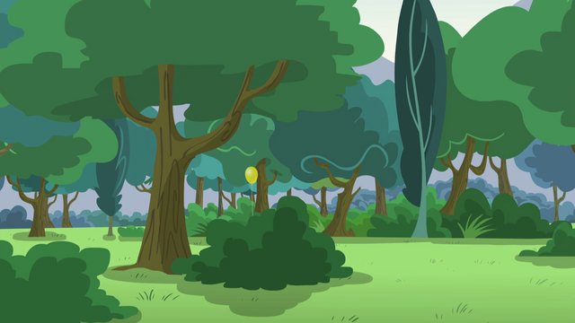 File:Yellow balloon floating by a bush EG3.png