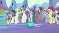 Depressed Crystal Ponies shocked S3E02.png